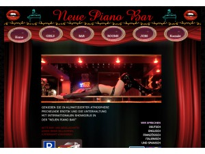 Neue Piano Bar - NightClub