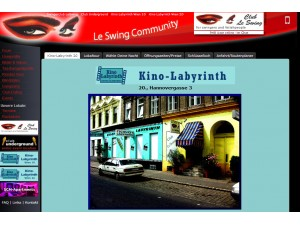 Kinolabyrinth - Wien 20 - Hannovergasse