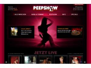 Peepshow Graz - Schönaugürtel