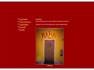 Kama Entspannungstherapie Zentrum