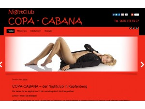 Nightclub Copa-Cabana