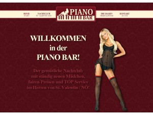 Nachtclub Piano Bar
