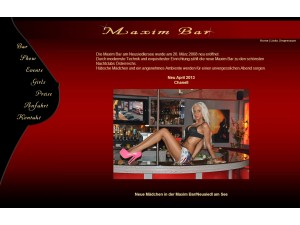Maxim Bar - Nachtclub