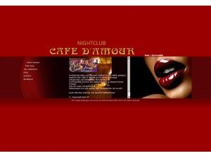 Nightclub Café D´Amour