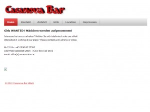Casanova Bar