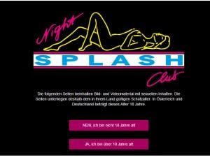 Club SPLASH - Wien