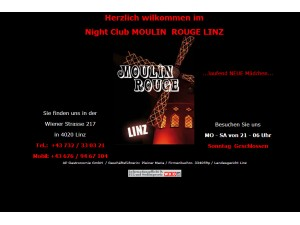 NightClub Moulin Rouge - Linz