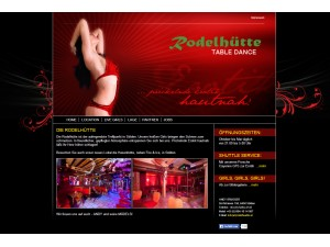 Rodelhütte Tabledance Bar