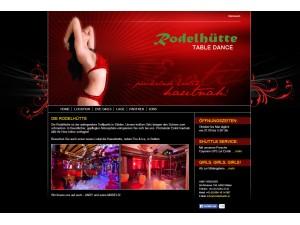 Rodelhütte Tabledance Bar
