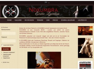 NOXUMBRA - Erotic Location - BDSM Studio