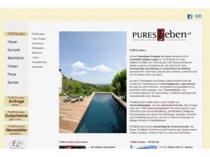 PURES Leben - Winzerhaus Sausal