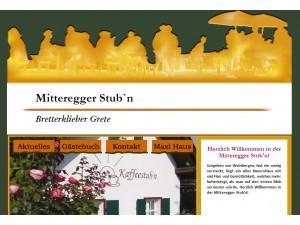 Cafe Mitteregger Stubn