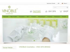 Vinoble Cosmetics
