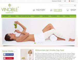 Vinoble Day Spa