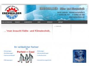 Ebenwalder  Kälte- und Klimatechnik