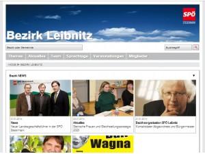 SPÖ Bezirksbüro Leibnitz
