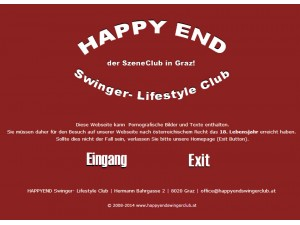 Happyend Swingerclub Graz