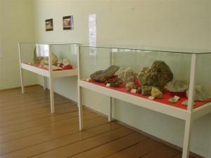 Mineralienausstellung Oberhaag