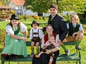 Familienerlebnis am Biobauernhof
