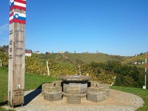 Grenztisch Glanz - Kungota