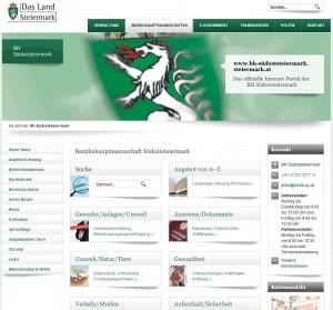 Bezirkshauptmannschaft Radkersburg - BH Südoststeiermark