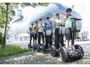 SEGWAY-Touren und Events in Graz und Umgebung
