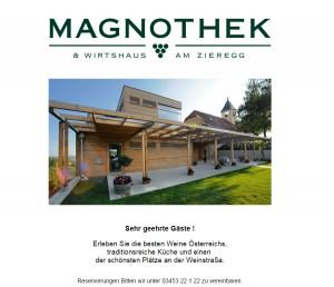 Magnothek Zieregg