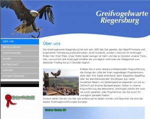 Greifvogelwarte Riegersburg