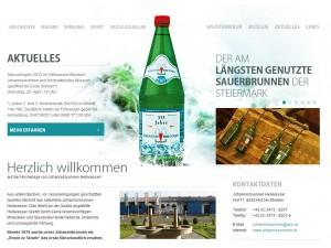 Heilwasser-Museum und Hochzeitsmuseum Johannisbrunnen