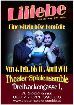 Neues Theater für Komödie in Graz