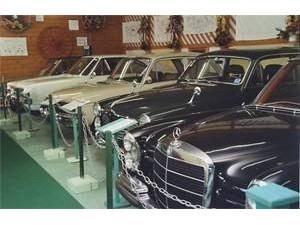 Nostalgie auf Rädern - Oldtimer Museum