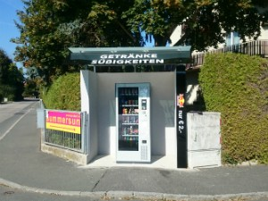 Snackautomat in Leibnitz Linden