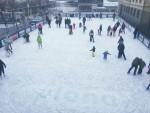 Grazer Winterwelt am Karmeliterplatz