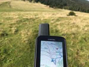 GPS Outdoor Training