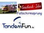 Fallschirmspringen Gutschein Tandemsprung