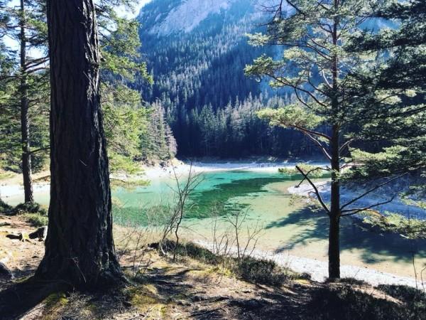 Grüner See bei Tragöß