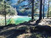 Sicht auf den bekannten Grünen See in der Steiermark