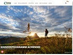 Tourismus Informationsbüro Achenkirch & Steinberg am Rofan - Achensee