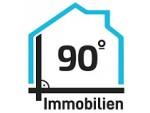 Logo von 90° Immobilien GmbH