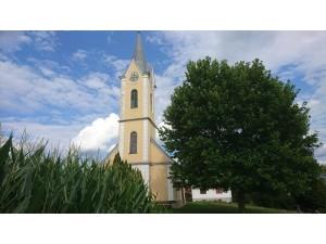 Heilquelle und Wallfahrtskirche Maria Helfbrunn