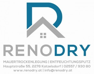 Renodry Österreich Mauertrockenlegung
