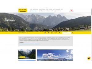 Tourismusbüro Gosau am Dachstein - Dachstein - Salzkammergut