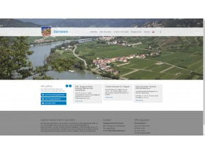 Tourismusinformation Dürnstein - Donau Niederösterreich