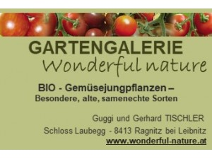 GARTENGALERIE Wonderful nature