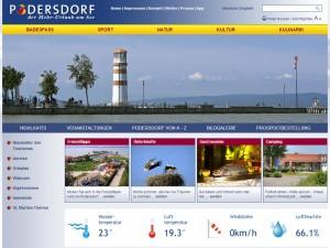 Podersdorf Tourismus