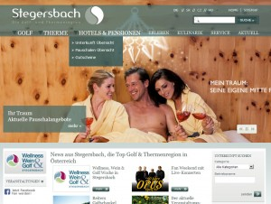 Stegersbach Tourismus - Tourismusregion Südburgenland