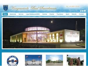 Kurkommission u Fremdenverkehrsamt Bad Sauerbrunn