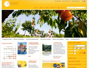 Sonnenland Mittelburgenland - Tourismusregion