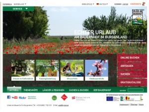 Urlaub am Bauernhof im Burgenland