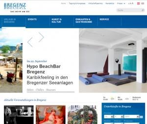 Bregenz Tourismusinformation